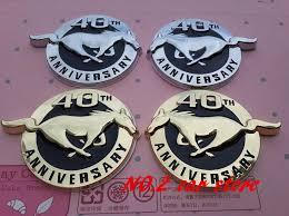40th year anniversary mustang popular 40th anniversary mustang buy cheap 40th anniversary
