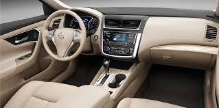 nissan altima interior nissan altima facelift unveiled in the usa photos 1 of 7