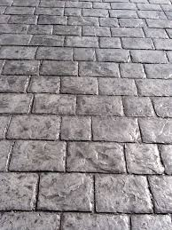 2017 Brick Paver Costs Price Best 25 Cost Of Concrete Driveway Ideas On Pinterest Cost Of