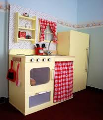 diy play kitchen ideas vintage style play kitchen ikea hackers