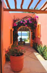 Spanish Style Homes Exterior Paint Colors Best 25 Spanish Villas Ideas On Pinterest Mexican Hacienda