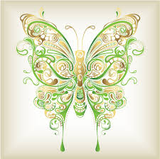 butterfly clipart fancy pencil and in color butterfly clipart fancy