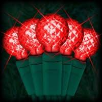 outdoor led g12 globe string lights
