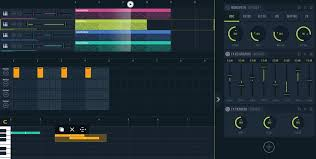 fl studio apk android applications
