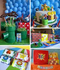 mario birthday party mario birthday party supplies