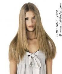 Frisuren Lange Haare Stufen Glatt by Welche Haar Frisur Sieht Besser Aus Schule Mädchen Haare
