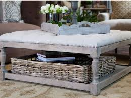 coffee table with baskets under coffee table with baskets ialexander me
