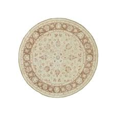 Round Persian Rug 7 Ft