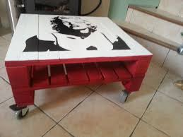 Plan De Table En Bois by Table En Palette En Bois