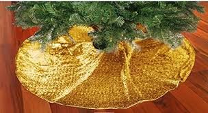 gold tree skirt cheap gold tree skirt find gold tree skirt deals on line at alibaba