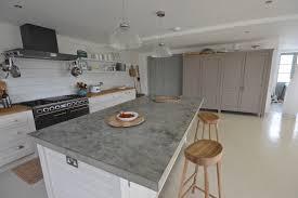 kitchen island concrete kitchen island in good verdicrete