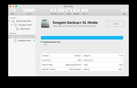 How To Open Seagate Freeagent Desk How To Format Your Drive In Macos 10 11 And Above