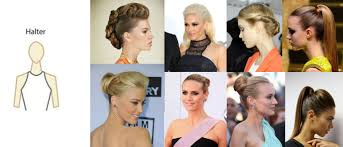 pictures of hairstyle neck line necklines and hairstyles hanrie lues bridal evening