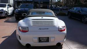 2011 porsche 911 speedster 2011 porsche 911 speedster convertible top operation how to open