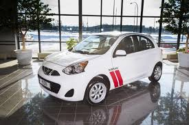 nissan micra 2016 designed for canada nissan u0027s limited edition micra cup is a race