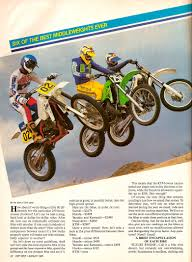 dirt bike magazine u2013 250cc shootout u2013 august 1985 download full