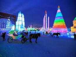 harbin and snow world 2018 theme park harbin festival