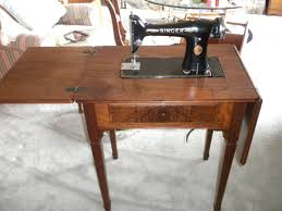 Singer Kitchen Cabinets by Antique Singer Sewing Machines In Cabinet Antique Furniture