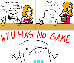 Wii U Meme - smosh games on twitter here s a wii u diss for you haterz out