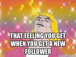 Heyayayay Meme - follower