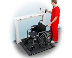 Home Decorators Collection Mexico Mo Wheelchair Scales Detecto