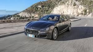 chrome maserati maserati ghibli 2018 review by car magazine