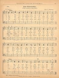 sonday the lord u0027s prayer in song knick of time