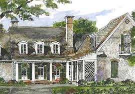 Cottage Living Home Plans by Sabine River Cottage John Tee Architect Southern Living House