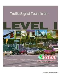 item detail traffic signal inspector for advanced technologies