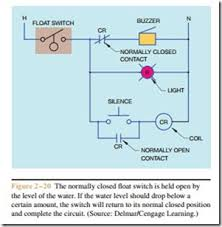 functions of motor control sensing devices electric equipment