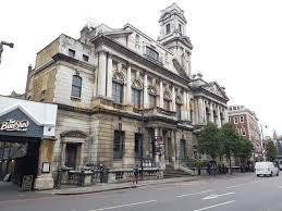 Curtain Street Shoreditch Shoreditch Theatres And Halls