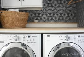table over washer and dryer folding table over washer dryer crazy wonderful