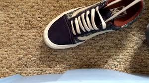 shoelace pattern for vans vans old skool pro bar lacing tutorial youtube