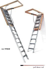 marwin company aluminum attic stairways