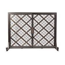 fireplace screens you ll wayfair