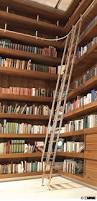 Bookcase Ladder And Rail by 9 Best Ladder Images On Pinterest Stairs Loft Ladders And