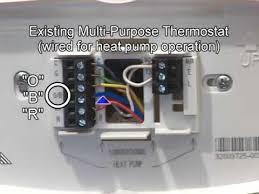 heat pump wiring u0026 mechanical settings youtube