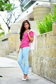what to wear with pink shirt greek t shirts