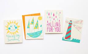 hellolucky letterpress cards congdon valentines 1000x613