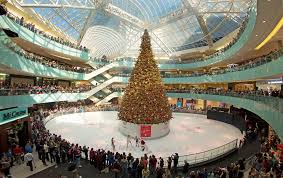 macy s grand tree lighting celebrations at galleria dallas i