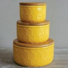 yellow kitchen canister set gold ceramic canister ceramic canister sets ceramic kitchen
