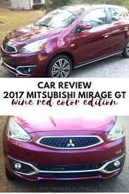2017 mitsubishi mirage silver paint the town wine red in 2017 mitsubishi mirage review kiwi
