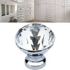 glass kitchen cabinet doors uk 10pcs glass door knobs drawer kitchen