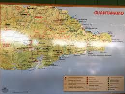 Cuba On A Map Cuba Reginabeardsley Com