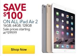 best black friday deals 2016 for ipad best buy u0027s black friday sales include 100 discount for ipad air 2