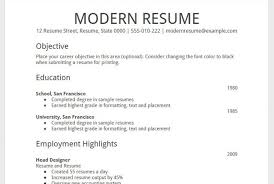 Highlights On A Resume Download How To Make A Resume On Google Docs