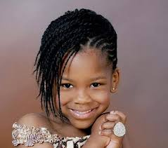 young black american women hair style corn row based 5 cute black braided hairstyles for little girls designideaz 5