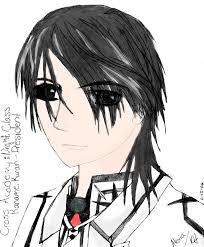kaname kuran vampire knight by i luv 2 draw anime on deviantart