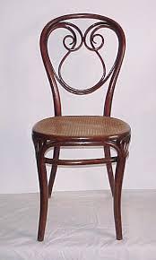 Thonet Bistro Chair Thonet 14 Bistro Chair U2014 David Hsu Design