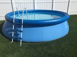 Backyard Blow Up Pools by Little Writer Momma Back In The Swing Of Things